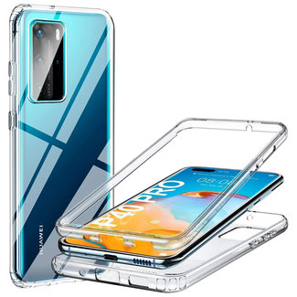 MSS Huawei P40 Pro Transparent TPU 360 degree case
