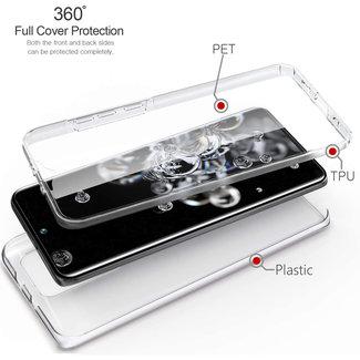 MSS Samsung Galaxy S20 Ultra Transparant TPU 360 graden hoesje