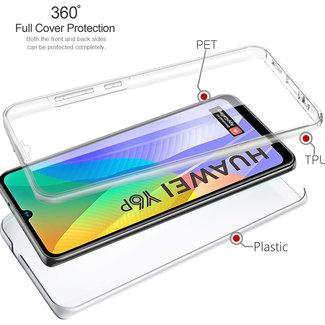 MSS Huawei Y6p Transparant TPU 360 graden hoesje