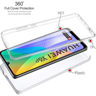 MSS Huawei Y6p Transparent TPU 360 degree case