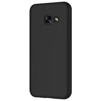 MSS Samsung Galaxy A3 (2016) Schwarz TPU Rückseite