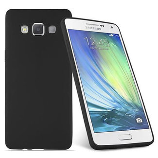 MSS Samsung Galaxy A5 (2015) Schwarz TPU Rückseite