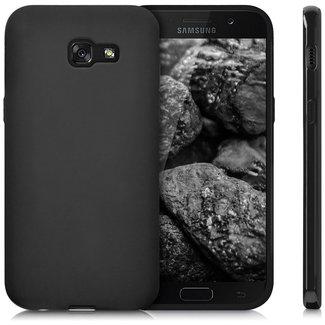 MSS Samsung Galaxy A5 (2016) Schwarz TPU Rückseite