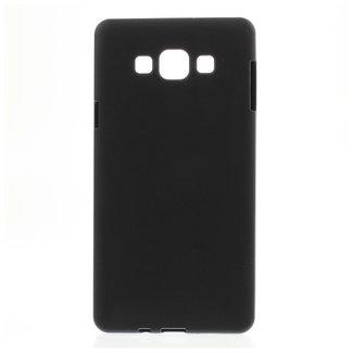 MSS Samsung Galaxy A7 (2015) Schwarz TPU Rückseite