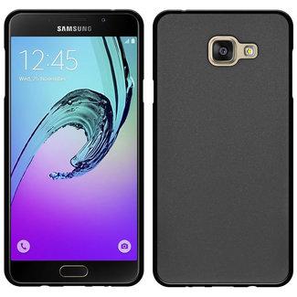 MSS Samsung Galaxy A7 (2016) Zwart TPU Back cover