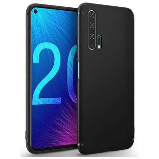 MSS Huawei Honor 20 Pro Zwart TPU Back cover