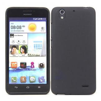 MSS Huawei Ascend G510 Black TPU Back cover