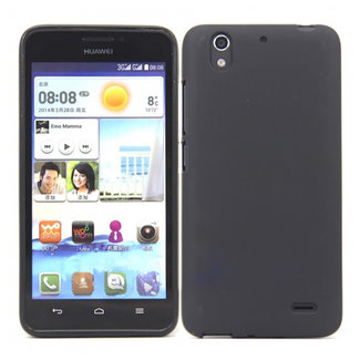 MSS Huawei Ascend G510 Zwart TPU Back cover