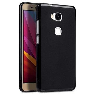 MSS Huawei Honor 5X Black TPU Rückseite