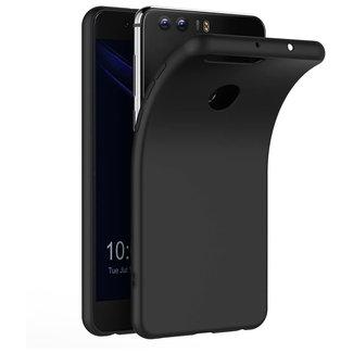 MSS Huawei Honor 8 Black TPU Back cover