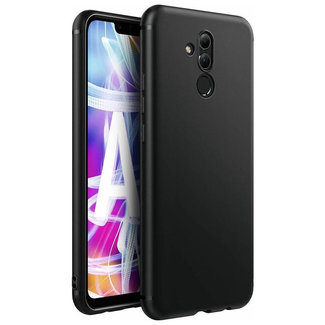 MSS Huawei Mate 20 Lite Schwarz TPU Rückseite