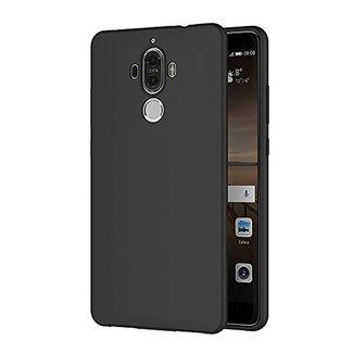 MSS Huawei Mate 9 Schwarz TPU Rückseite