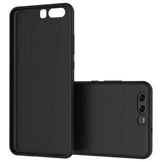 MSS Huawei P10 Black TPU Back cover