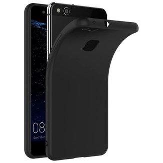 MSS Huawei P10 Lite Zwart TPU Back cover