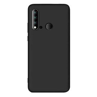 MSS Huawei P20 Lite (2019) Zwart TPU Back cover