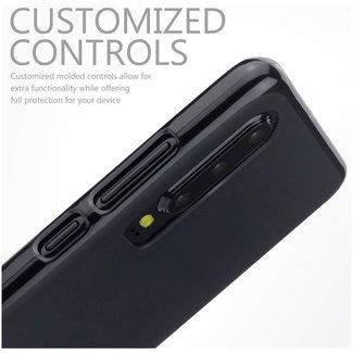 MSS Huawei P30 Black TPU Back cover