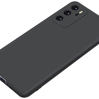 MSS Huawei P40 Black TPU Back cover