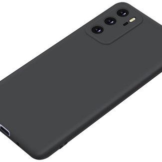 MSS Huawei P40 Schwarz TPU Rückseite