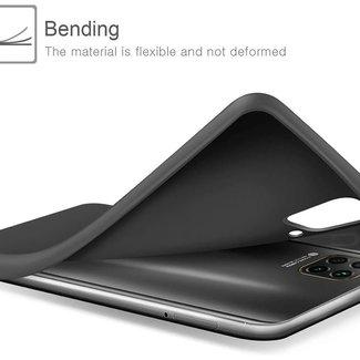 MSS Huawei P40 Lite Black TPU Back cover