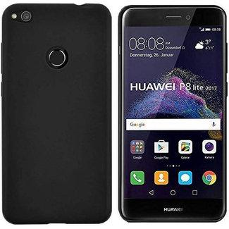 MSS Huawei P8 Lite (2017) Black TPU Back cover