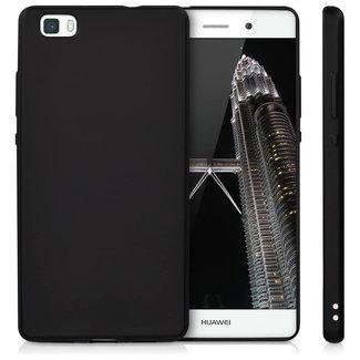 MSS Huawei P8 Lite Black TPU Back cover