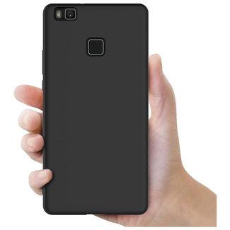 MSS Huawei P9 Lite Black TPU Back cover