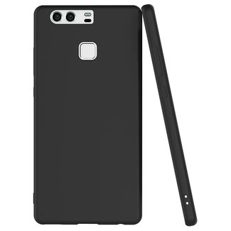 MSS Huawei P9 Black TPU Back cover