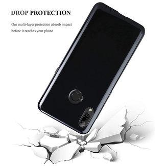 MSS Huawei Psmart (2019) Black TPU Back cover