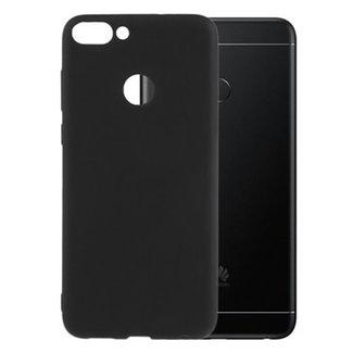 MSS Huawei Psmart Plus Black TPU Back cover