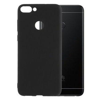 MSS Huawei Psmart Plus Zwart TPU Back cover