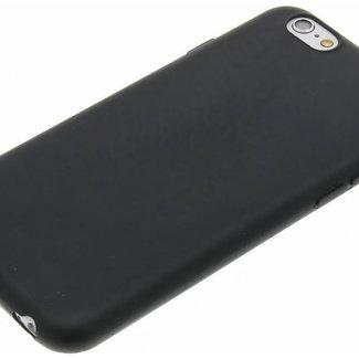 MSS Apple iPhone 6 / 6s Black TPU Back cover