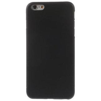 MSS Apple iPhone 6 Plus / 6s Plus Schwarz TPU Rückseite