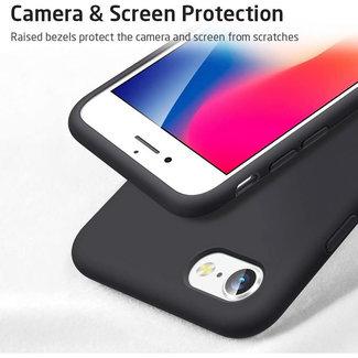 MSS Apple iPhone 7/8 Plus Black TPU Back cover