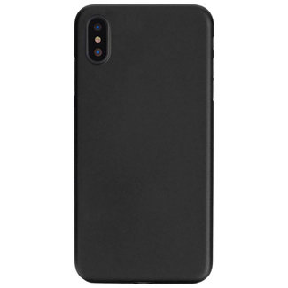 MSS Apple iPhone X / Xs Black TPU Back cover