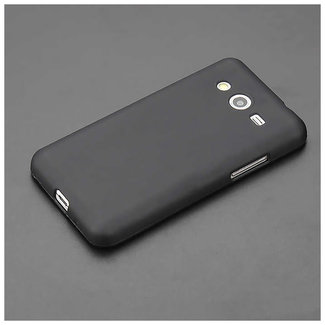MSS Samsung Galaxy Core 2 Black TPU Back cover