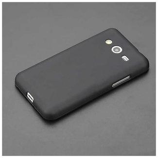 MSS Samsung Galaxy Core 2 Schwarz TPU Rückseite