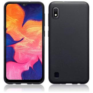 MSS Samsung Galaxy A10 Zwart TPU Back cover