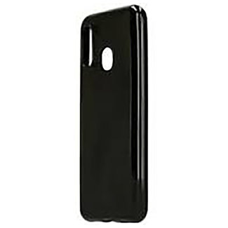 MSS Samsung Galaxy A20s Black TPU Back cover