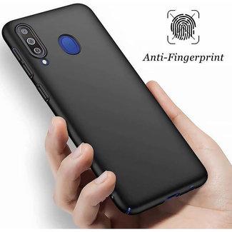 MSS Samsung Galaxy A40s Black TPU Back cover