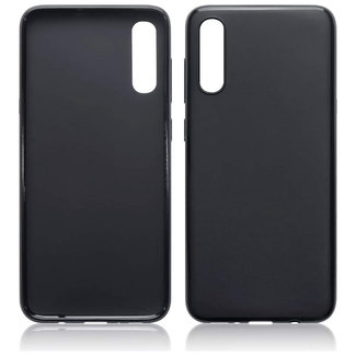 MSS Samsung Galaxy A70 Black TPU Back cover