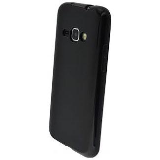 MSS Samsung Galaxy J1 Black TPU Back cover
