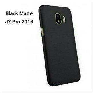 MSS Samsung Galaxy J2 Pro Black TPU Back cover