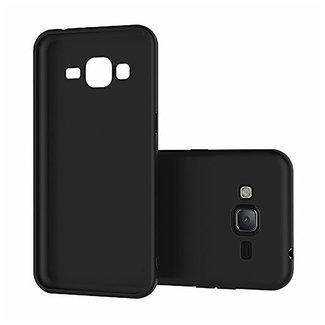MSS Samsung Galaxy J3 (2016) Zwart TPU Back cover
