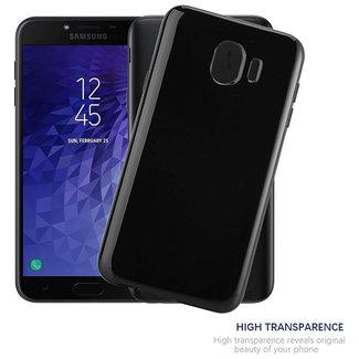 MSS Samsung Galaxy J4 (2018) Zwart TPU Back cover