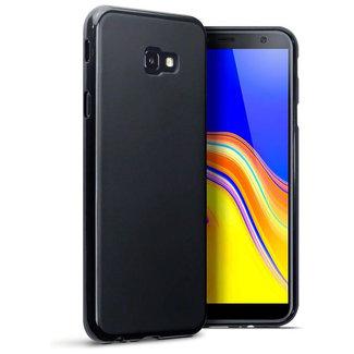 MSS Samsung Galaxy J4 Plus Black TPU Back cover