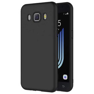 MSS Samsung Galaxy J5 (2016) Zwart TPU Back cover