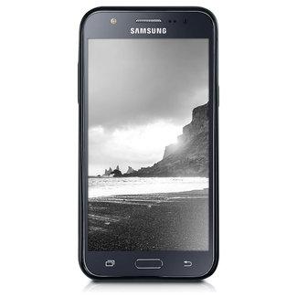 MSS Samsung Galaxy J5 (2015) Black TPU Back cover