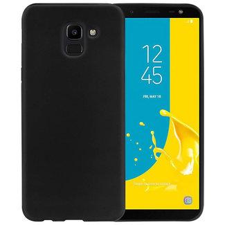 MSS Samsung Galaxy J6 (2018) Schwarz TPU Rückseite