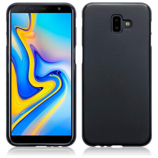 MSS Samsung Galaxy J6 Plus Black TPU Back cover
