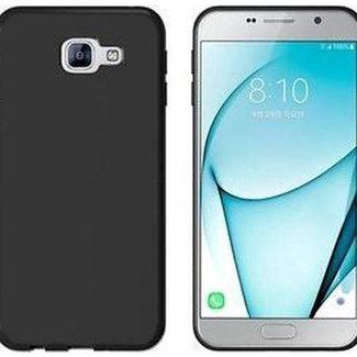 MSS Samsung Galaxy J7 Prime Schwarz TPU Rückseite